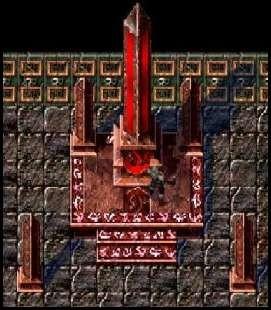 Blood Omen savepoint