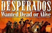 Desperados - Wanted Dead or Alive title