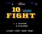 10 Yard Fight title