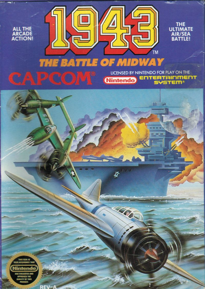 1943 - The Battle of Midway front