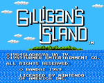 The Adventures of Gilligan's Island title