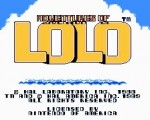 Adventures of Lolo title