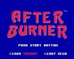 After Burner title