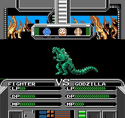 Godzilla 2 - War of the Monsters titulka 2