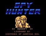Spy Hunter NES title