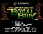 The Adventures of Bayou Billy title