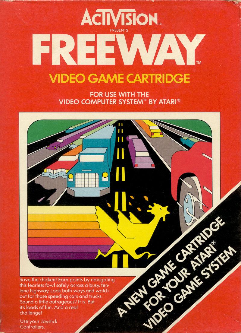 Freeway front
