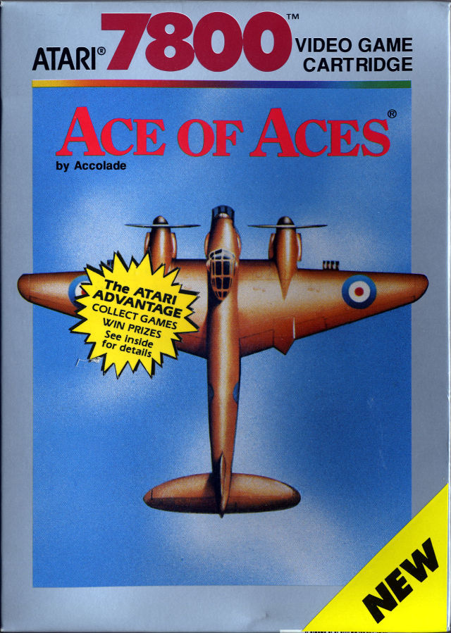 ace-of-aces-atari-7800-front
